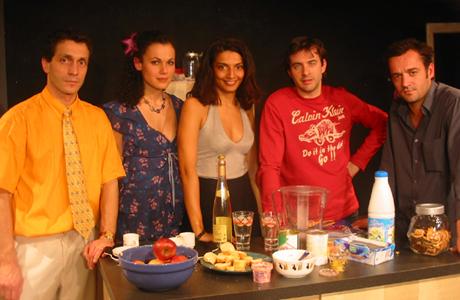 Cuisine et Dépendances (Jaoui & Bacri) à l'Essaïon
