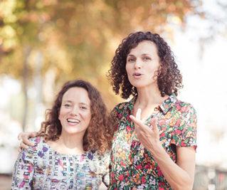 Magali Solimat et Charlotte Boimare - Photo Christophe Pean