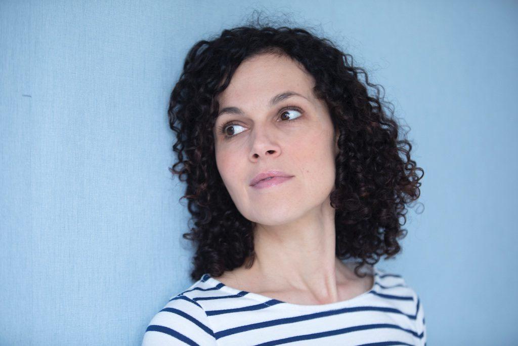 Portrait comédienne Charlotte Boimare