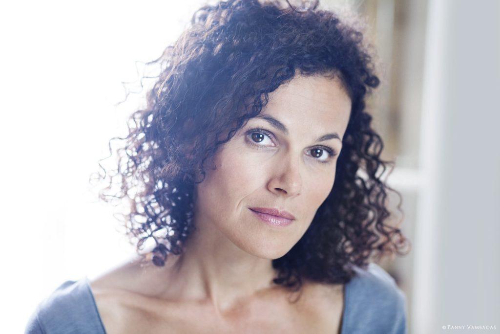 Portrait Charlotte Boimare - Photo Fanny Vambacas