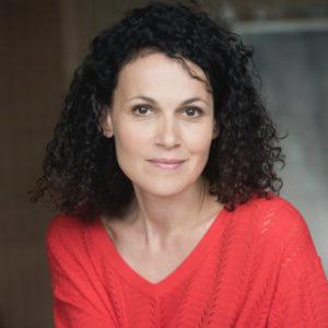 Portrait de la comédienne Charlotte Boimare
