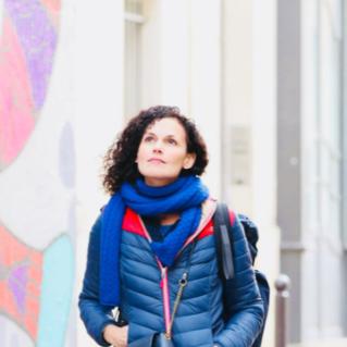 Charlotte Boimare, comédienne à Paris